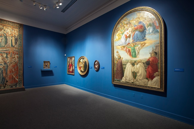 Image from selections from the collection in conversation with contemporary works